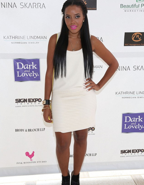 angela-simmons-ny-fasion-week