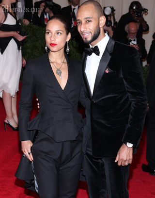 alicia-keys-et-swizz-beatz-met-gala-2012