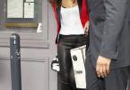 Beyonce-quittant-le-restaurant-maison-la-truffe