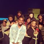 """Kanye lance et présente sa nouvelle Clique """"G.O.O.D Music Family"""""""