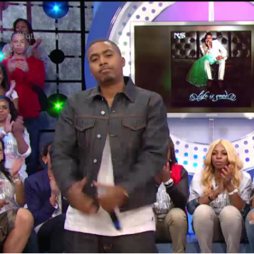 Mas avec Terrence - 106 and Park