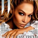 MODELICIOUSNESS MAGAZINE: Joan Smalls fait la couverture de W Magazine du lois de juillet 2012