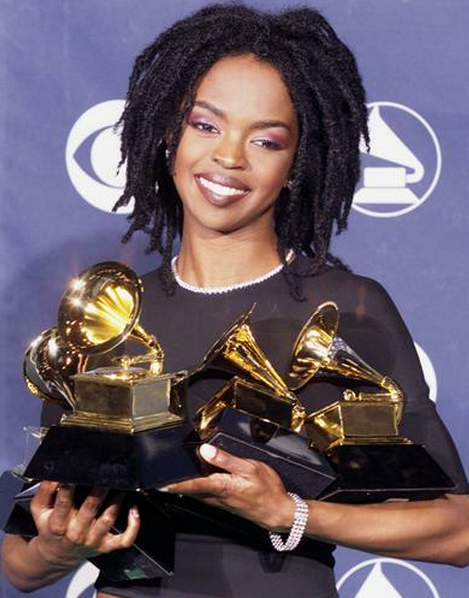 Lauryn Hill-et-ses-awards
