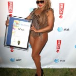 "Lil' Kim reçoit une ""Key to the City"" pour la Gay Pride à Los Angeles"