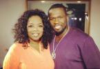 Oprah Winfrey et 50 cent