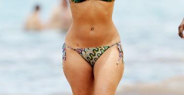 rocsi eb bikini a hawaii