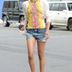 Zoe Saldana semble prête pour l'été