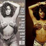 Teyana Taylor recrée la couverture que Janet Jackson avait fait pour le magazine Rolling Stone
