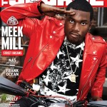 Meek Mill fait la couverture du Magazine « The Source »
