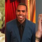 Karrueche fait du shopping à Cannes après son arrivée avec Chris Brown