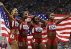 equipe-americaine-athmletisme-4-x-100-m