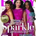 """Les filles de """"Sparkle"""" font la couverture du magazine Ebony"""