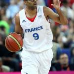 Tony Parker, défaite de l'équipe de France de Basket Ball