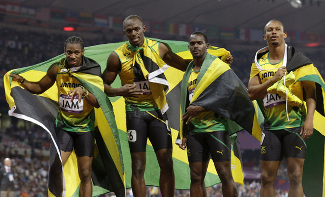 Usain Bolt et l...