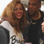 """Beyonce & Jay-Z lors de la deuxième journée du festival """"Made In America Fest""""!"""