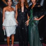 Angela Simmons, June Ambrose et Vivica A. Fox toutes glamour pour le 42ème gala BRAG