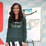 "Brandy fait la promotion de son nouvel album ""Two Eleven"""