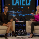 "Halle Berry invitée de ""Chelsea Lately"