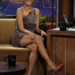 "Halle Berry invitée de ""The Tonight Show"""