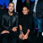 Janet Jackson et son boyfriend assistent à la fashion week de Russie