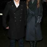 Jennifer Lopez et Casper Smart dînent à Londres