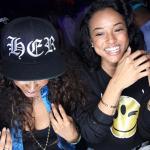 Karrueche Tran est sortie en club sans Chris Brown, le début d'une nouvelle vie