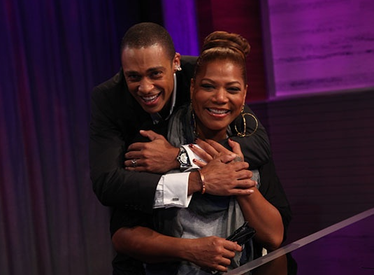 Queen Latifah Et Jeanette Jenkins Son Amour Pictures