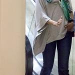 Zoe Saldana est de retour à la normale après le tournage de «Nina Simone»