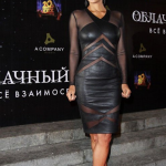 "Halle Berry sexy pour la promotion de ""Cloud Atlas"" en Russie"