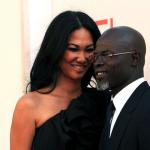 C'est terminé entre Kimora Lee et Djimon Hounsou?
