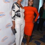 "Toni Braxton reçoit le ""Woman Achievement Award"" lors de la LUPUSLA"