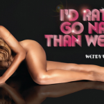 Wendy Williams pose nue pour la campagne de Peta