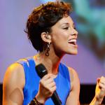 Alicia Keys a mis le feu le 121212 à New York