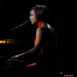 Kanye West et Alicia Keys ont donné leur voix pour les victimes de l'ouragan SAndy le 12-12-12