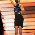 Alicia Keys est en feu en Allemagne