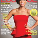 Alicia Keys tout en rouge pour la couverture de Essence Magazine