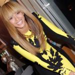 Beyonce partage son bonheur avec ses fans