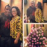 Elle Varner reçoit des tonnes de fleurs de Trey Songz