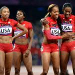 Les américaines remportent le relais 4 x 400 m et sont à nouveau championnes olympiques