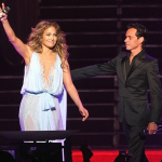 Jennifer Lopez et son ex Marc Anthony chantent No Me Ames