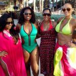 Rasheeda, Kandi, Toya, Phaedra passent leurs vacances ensemble aux Bahamas