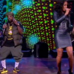 Big Boi et Kelly Rowland interprètent Mama Told Me à The View