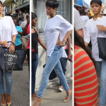 Rihanna savoure ses vacances à Barbados: shopping, bikinis, amies et famille!