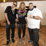 Trina organise une session d'écoute de son prochain album Back To Business