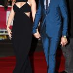 Alicia Keys et Swizz Beatz sur le tapis rouge des NRJ Music Awards à Cannes