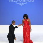 Barack et Michelle Obama au bal de l'investiture