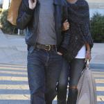 Halle Berry et son bel Olivier Martinez faisaient du shopping main dans la main