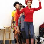 Michelle Williams s'entraîne pour FELA et parle de Beyonce sur GMA