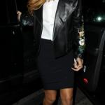 Chris Brown et Rihanna ont fait la fête à West Hollywood