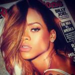 Rihanna à la une de Rolling Stone Magazine